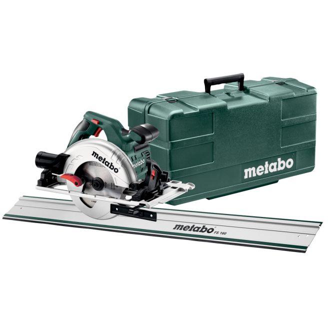 Metabo KS 55 FS Set - 691064000 Håndrundsav