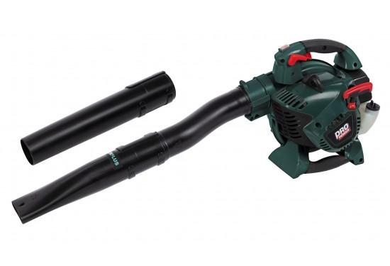 POWPG60140 Benzin løvblæser og løvsuger 27.6 cc